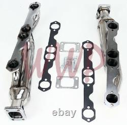 T3 Turbo Exhaust Manifold/Header Chevy/GM SBC Camaro Trans Am Firebird 283-400Ci