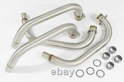 Xjr 1200 Xjr 1300 Sp Exhaust Front Down Pipes Headers New Upgraded Performance